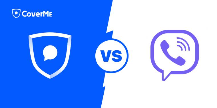 Viber Alternative: coverme vs viber